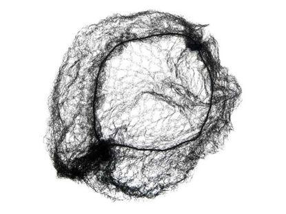 Изображение Сеточка-паутинка для волос (Германия)